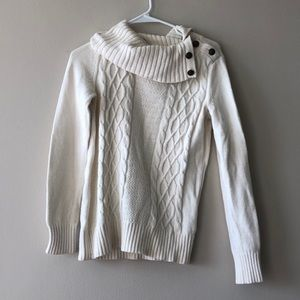 Timmy Hilfiger cowl neck sweater